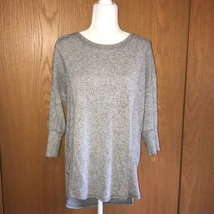 Maurices Tops - Women's XL Maurices Gray Sweater Tunic